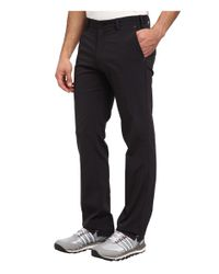 Adidas   Black Fall Weight Pant for Men   Lyst