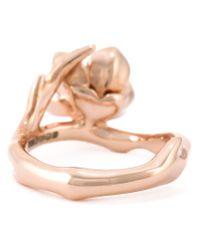 Shaun Leane - Pink Cherry Blossom Ring - Lyst