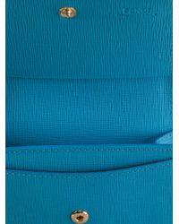Fendi - Blue 'Crayons' Purse - Lyst