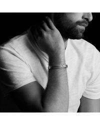 David Yurman   Metallic Feather Wrap Cuff Bracelet for Men   Lyst
