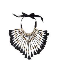 Figue - Metallic Bardot Necklace - Lyst