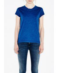 M.i.h Jeans | Blue Range Tee | Lyst