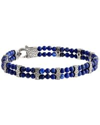 Stephen Webster - Metallic Rayman Beaded Bracelet for Men - Lyst