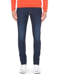 Edwin | Blue Ed85 Slim-fit Low-rise Denim Jeans for Men | Lyst