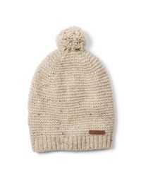 Polo Ralph Lauren | Natural Pom-pom Merino Wool–blend Hat for Men | Lyst