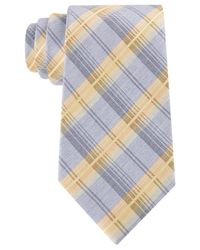 Geoffrey Beene | Yellow Shirt Solution Tie for Men | Lyst