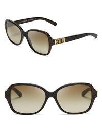 Michael Kors - Brown Cuiaba Square Sunglasses - Lyst