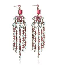 Wendy Yue | Multicolor Chandelier Earrings | Lyst