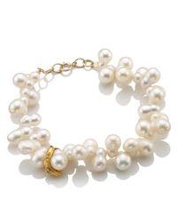 Alighieri | Metallic Gold La Calliope Bracelet | Lyst