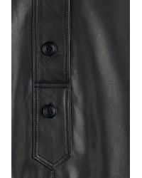 Burberry Brit | Araminta Leather Dress - Black | Lyst