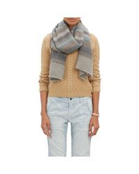Denis Colomb | Gray Annapurna Shawl | Lyst
