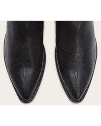 Frye | Black Billy Pull On for Men | Lyst