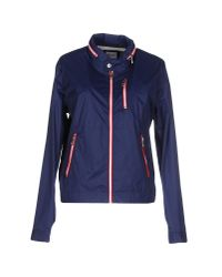Liu Jo - Blue Jacket - Lyst