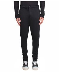 Thom Krom - Natural Cotton Pants for Men - Lyst