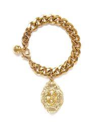 Lulu Frost | Metallic Victorian Plaza Bracelet #8 | Lyst