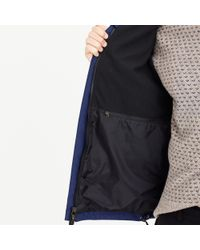 J.Crew | Blue The North Face Mountain Jacket for Men | Lyst