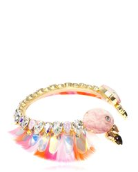 Bijoux De Famille | Pink Flamingo Choker | Lyst
