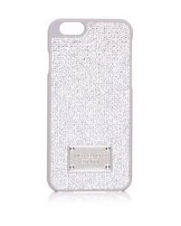 MICHAEL Michael Kors | Multicolor Pave Iphone 6 Case | Lyst