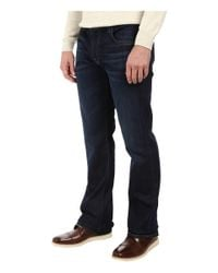 """7 For All Mankind - Blue """"a"""" Pocket Brett In North Pacific for Men - Lyst"""