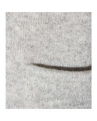 Jardin Des Orangers | Gray Cashmere Sweater | Lyst