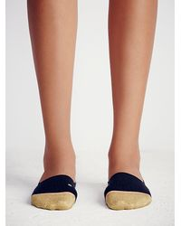 Free People - Black Stance Womens Bliss Liner - Lyst