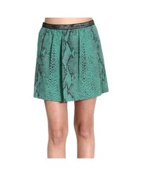 Pinko | Green Women's Skirts | Lyst