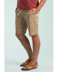 Trina Turk | Natural Cotton Twill Dylan Short for Men | Lyst