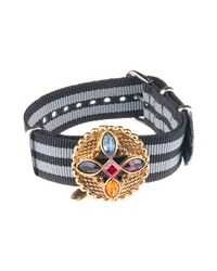 Gabriele Frantzen | Black Watch Candy Bracelet | Lyst