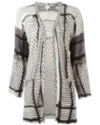 Lala Berlin - Black Loose Cardigan - Lyst