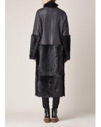 Zero + Maria Cornejo | Black Eo Coat | Lyst