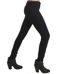 J Brand | Black Maria High Rise Skinny | Lyst