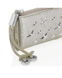 Jimmy Choo - Metallic Roma - Lyst