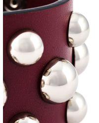 RED Valentino - Natural Studded Bracelet - Lyst