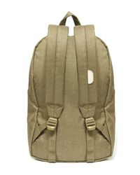 Herschel Supply Co. - Green Khaki Heritage Backpack - Lyst