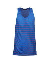 Marc By Marc Jacobs | Blue Sleeveless T-shirt for Men | Lyst