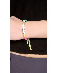 Venessa Arizaga | Multicolor Lady Aloha Bracelet | Lyst