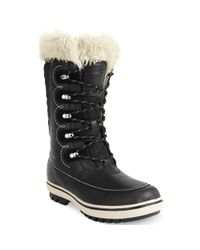 Helly Hansen Black Garibaldi Boots