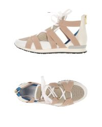 Vionnet - Brown High-tops & Trainers - Lyst