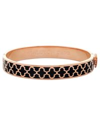 Halcyon Days | Black Enamel Agama Bangle | Lyst