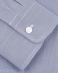 Jaeger | Natural Cotton House Check Shirt for Men | Lyst