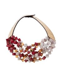 INTROPIA | Multicolor Chunky Necklace | Lyst