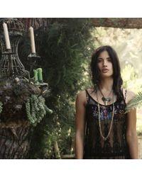 Jenny Bird - Metallic Palm Rope - Lyst