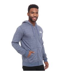 Quiksilver | Blue Everyday Zip for Men | Lyst