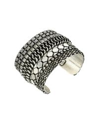 DANNIJO - Metallic Roxanna Bracelet - Lyst