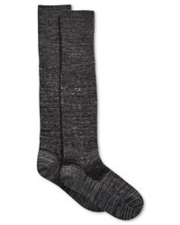 Calvin Klein | Black Women's Melody Fairisle Socks | Lyst