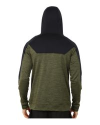 Under Armour - Green Ua Gamut Fz Hoodie for Men - Lyst