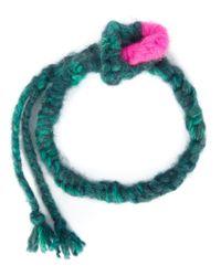 The Elder Statesman - Multicolor Double Wrap Bracelet for Men - Lyst