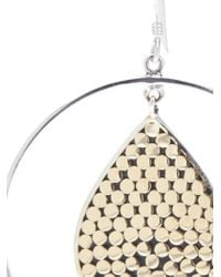 Kathy Kamei - Metallic 'it's What's On The Inside' Earrings - Lyst