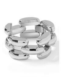 Banana Republic | Metallic Pendulum Line Bracelet | Lyst