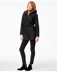 Barbour - Black Kirkby Quilted Utility Jacket - Lyst